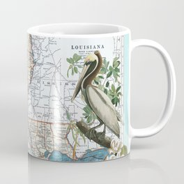 Louisiana Coffee Mug