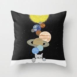RULER Throw Pillow
