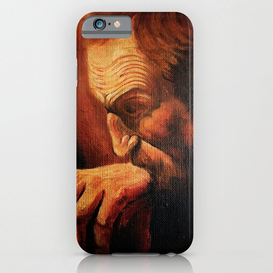Incredulity of Thomas iPhone & iPod Case