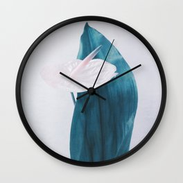 flamingo II Wall Clock