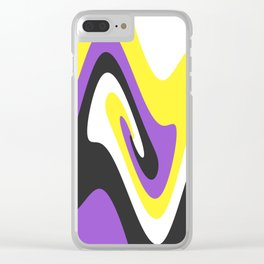 None but All Clear iPhone Case