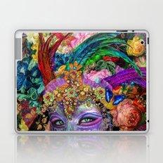 The Mascherari's Muse Laptop & iPad Skin
