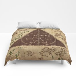 Marauder's Map - I Solemnly Swear Comforters