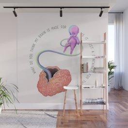 Pink Matter Wall Mural