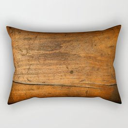 Wood Texture 340 Rectangular Pillow