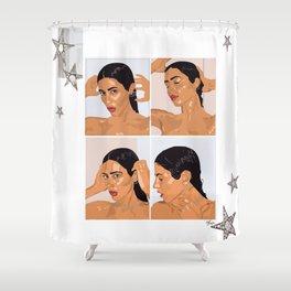 GILDA Shower Curtain