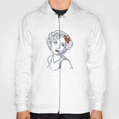 1930's Actress Alice White  Hoody