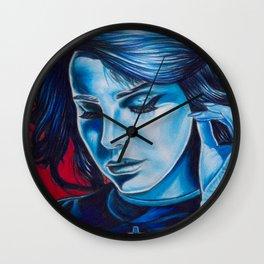 lana stargirl Wall Clock