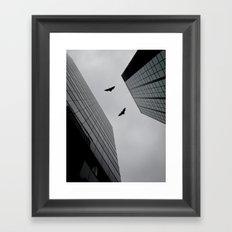 Gotham Framed Art Print
