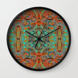 Ethnic Style G250 Wall Clock