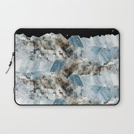 Rocky Waves Laptop Sleeve