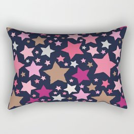 All About the Stars - Style A Rectangular Pillow