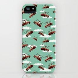 Hey Dad – It's a GYRO CAR! iPhone Case