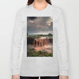 Nile Falls Long Sleeve T-shirt