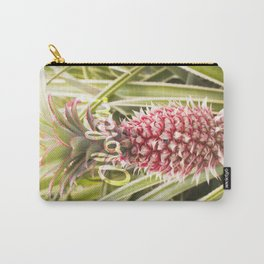 Pink Pineapple Aloha! Carry-All Pouch