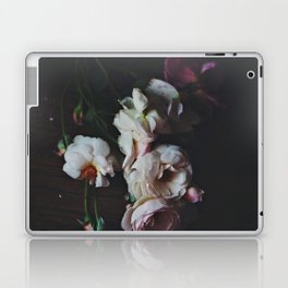 English Roses Still Life - Dark Number Two Laptop & iPad Skin