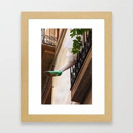 [barcelona] - ... hangover! Framed Art Print
