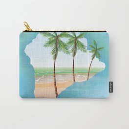 Hawaii Big Island Carry-All Pouch