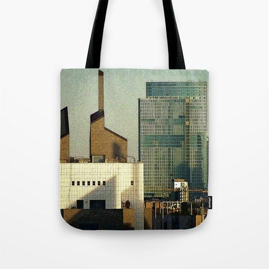 Milano City Tote Bag