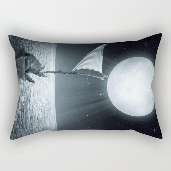 Set Adrift II Rectangular Pillow