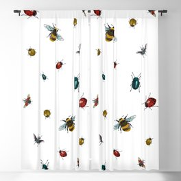 Bugs Blackout Curtain
