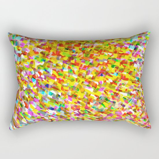 color space Rectangular Pillow