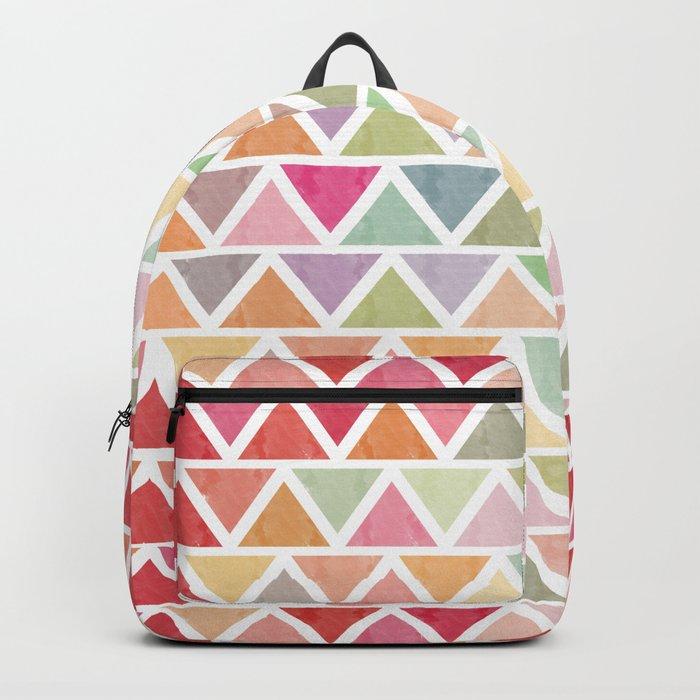Lovely geometric Pattern III Backpack