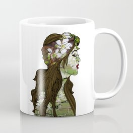 April in the Apple Blossoms Coffee Mug