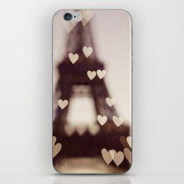 City of Love - Paris iPhone Skin