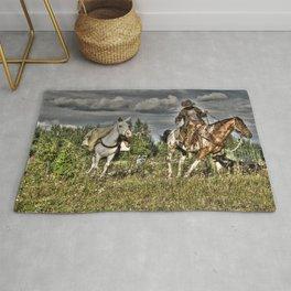 Cowboy Country Rug