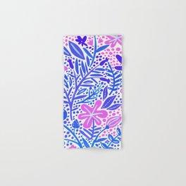 Garden – Indigo Palette Hand & Bath Towel