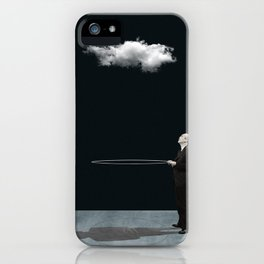 Patience /  stubbornness iPhone Case