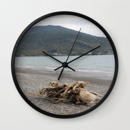 Log. Wall Clock