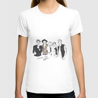 one direction T-shirts featuring One Direction by Stephanie Recking