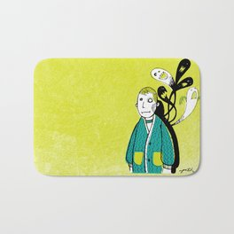 Everybody Has a Ghost or Two Bath Mat