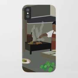 Mexican Tacos iPhone Case