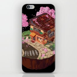 Japanese Bakery iPhone Skin