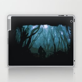 All Alone Laptop & iPad Skin