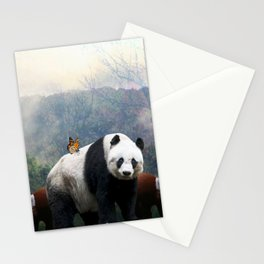Aegis Panda Stationery Cards