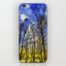 Fantasy Art Forest iPhone & iPod Skin