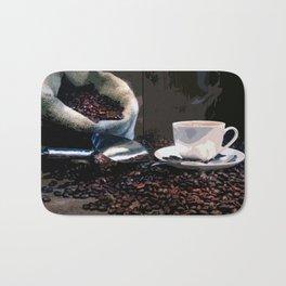 Coffee Snob Bath Mat