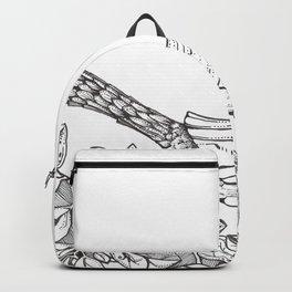 Tree Bird Backpack