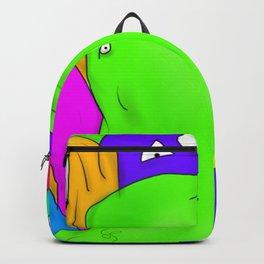 borders Backpack