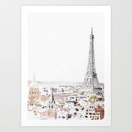 Paris Kunstdrucke