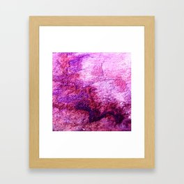 Courage of Ease Framed Art Print