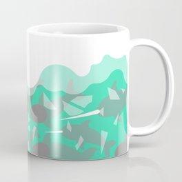 Narwhal - Winter Arctic Coffee Mug