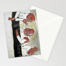 Delusions of Grandeur  Stationery Cards