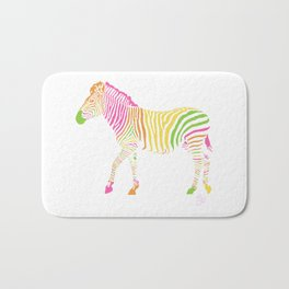 Zebra 6B Bath Mat