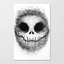 Bone Daddy aka Jack Canvas Print