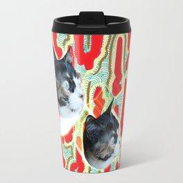 Cuca the Cat Travel Mug